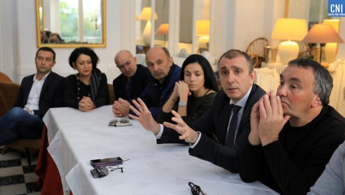 PNC-Femu a Corsica : divorce à l'amiable