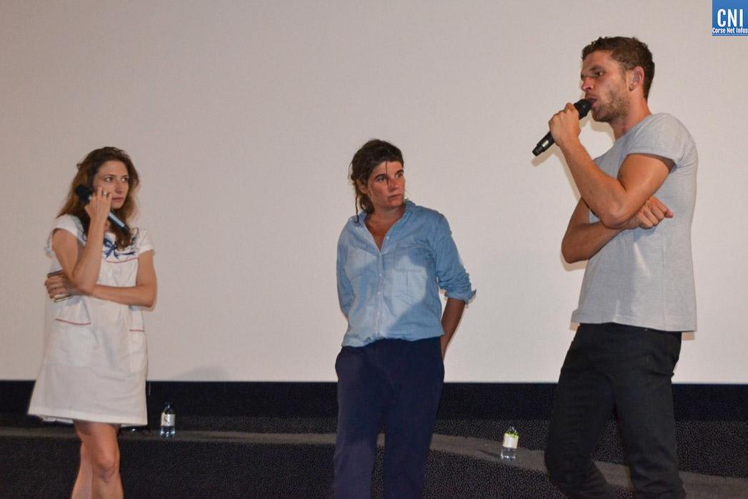 Marie Ange Luciani et Arnaud Valois au Régent, une soirée présentée par Delphine Leoni