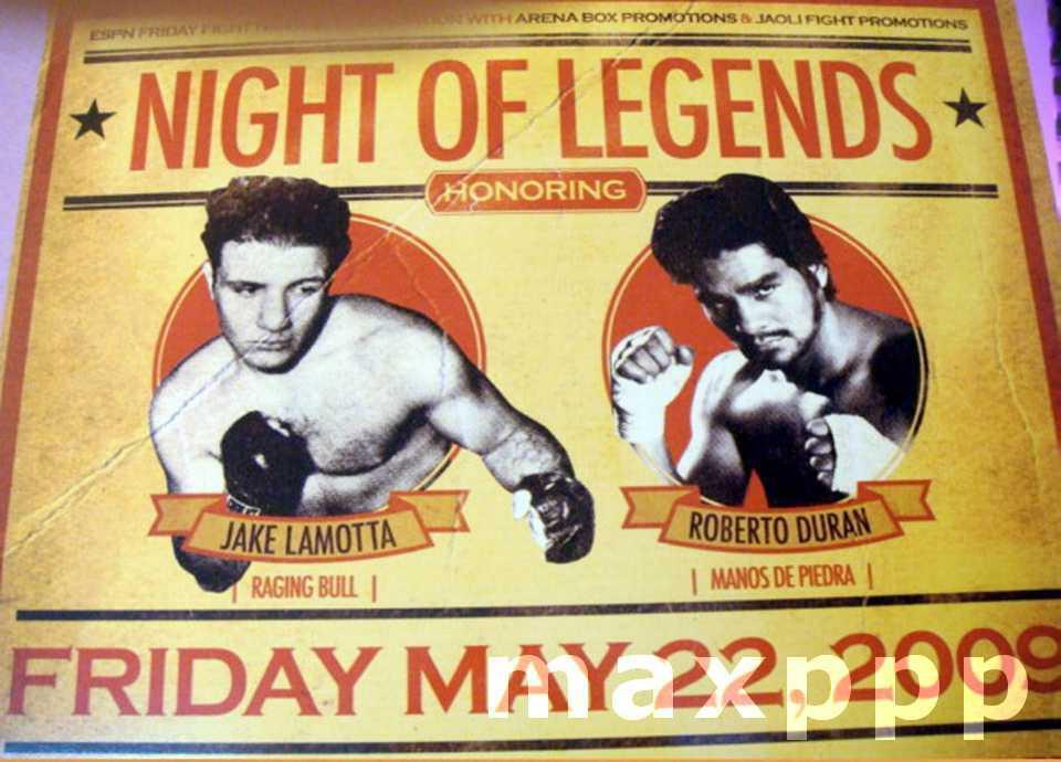 Disparition du champion de boxe Jake LaMotta, alias Raging Bull