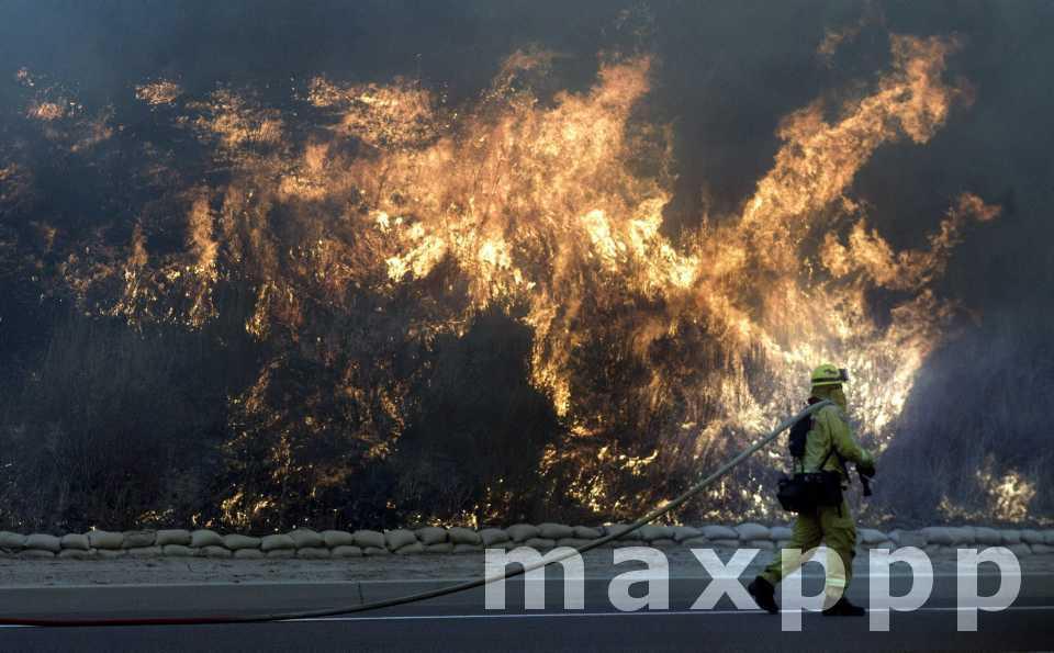 La Californie brûle encore