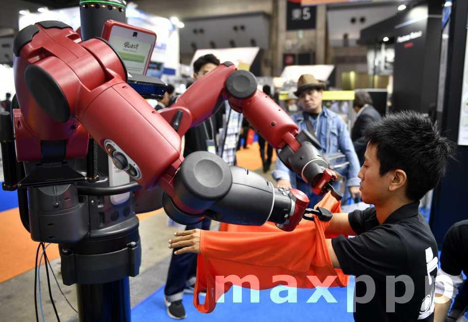 iREX : Grand raout de robots