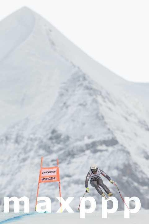 Le Français Muffat-Jeandet champion du monde