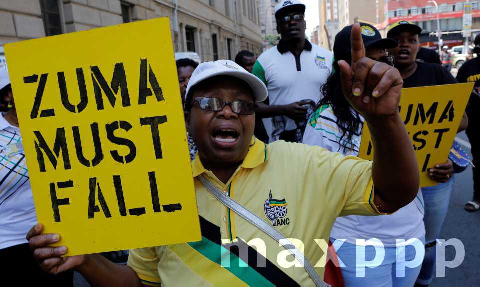 Afrique du Sud : Election de Cyril Ramaphosa