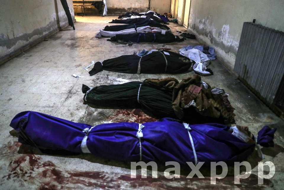 L'interminable cauchemar syrien