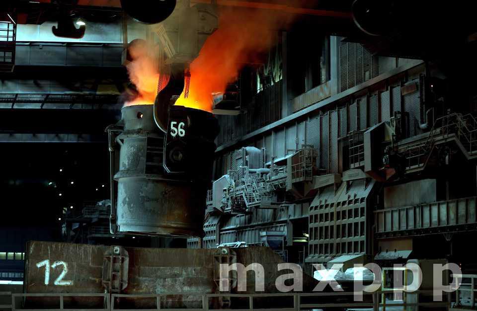 La guerre de l'acier ?
