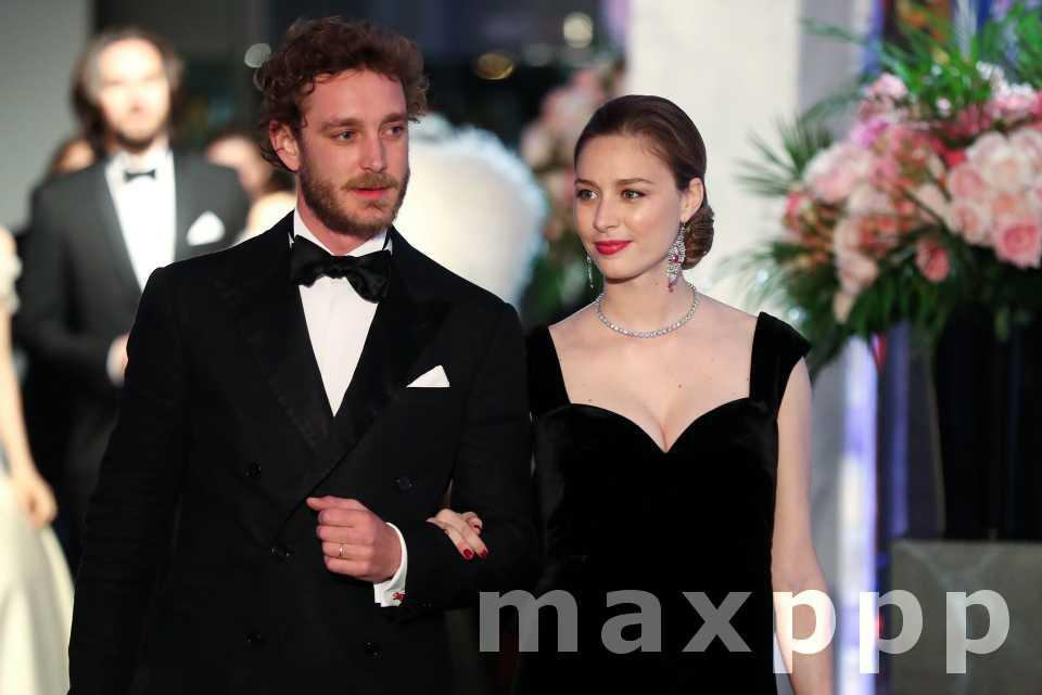 Monaco : en couple au Bal de la Rose