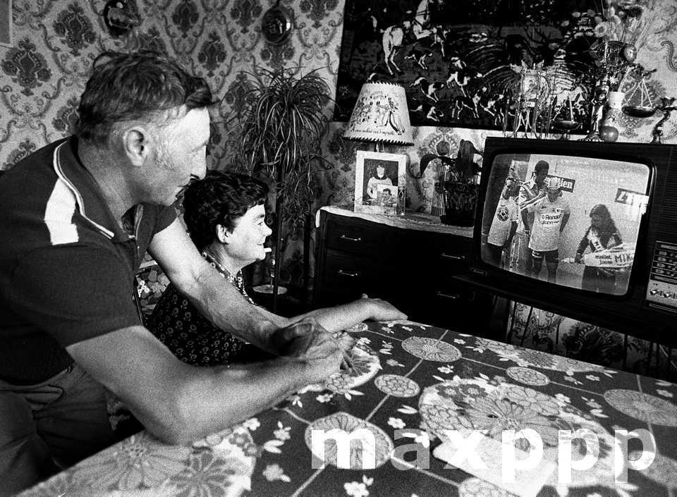 Tour de France : Bernard Hinault il y a 40 ans