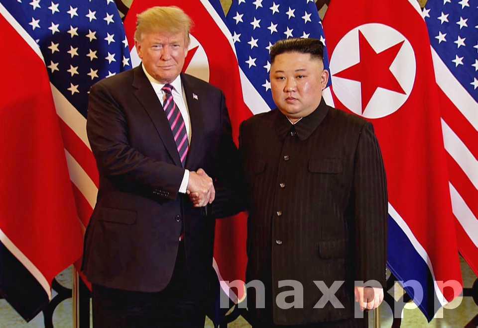 2e sommet entre Trump et Jong-Un