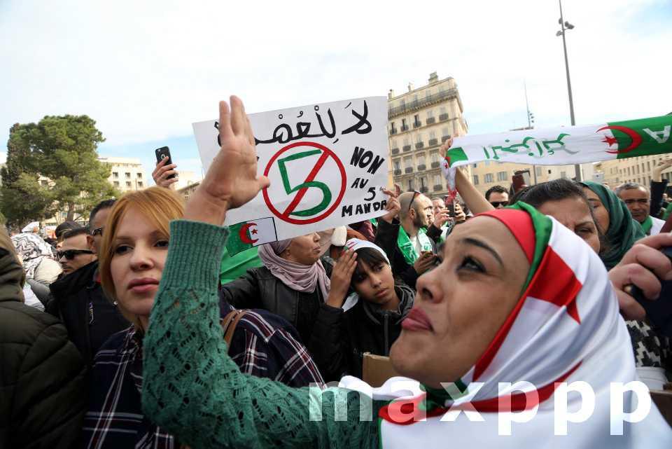 Un printemps algérien ?