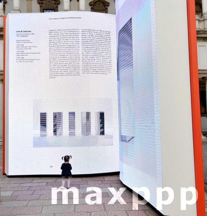 58th edition of the Salone del Mobile
