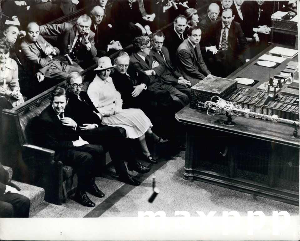 40 ans du Thatchérisme