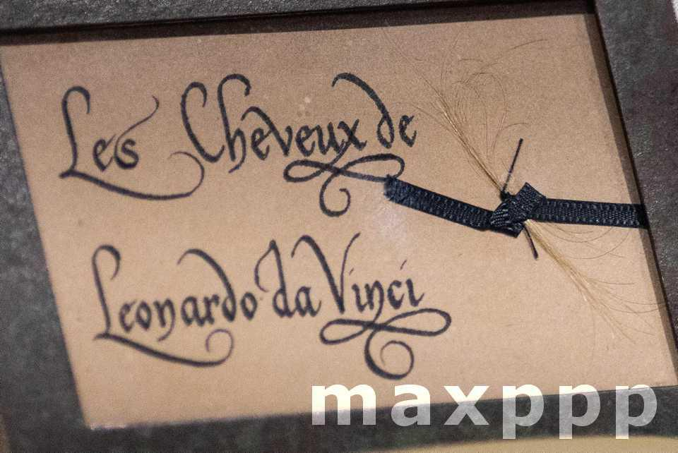 500 ans de la disparition de Léonard de Vinci