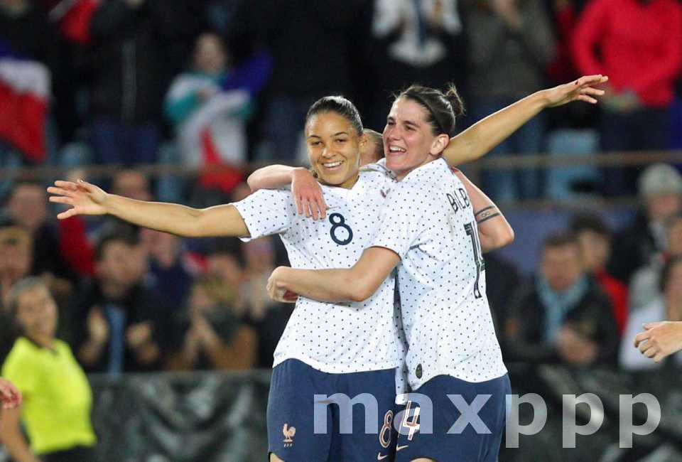 Football féminin : La sélection des Bleues