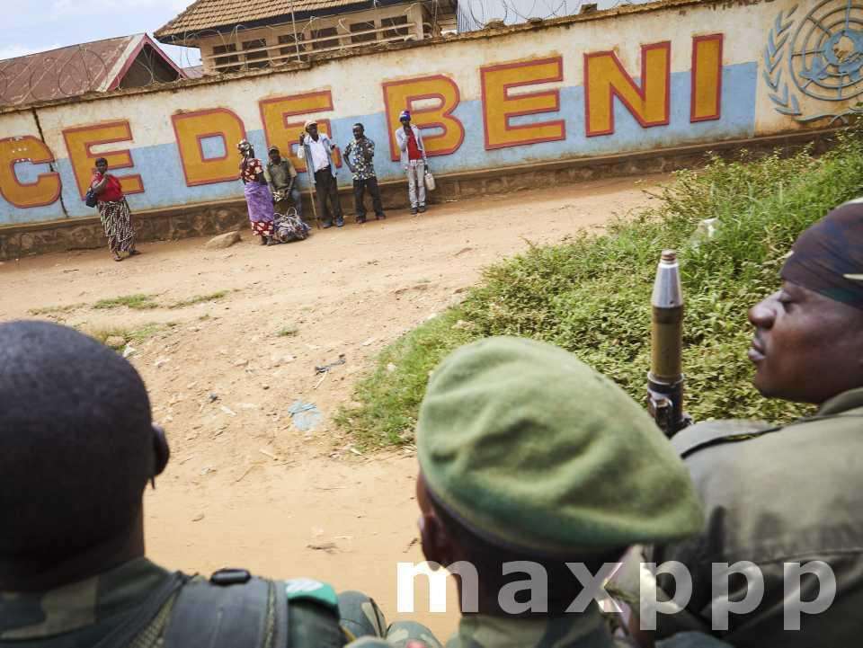 Ebola et attaques armées en République démocratique du Congo