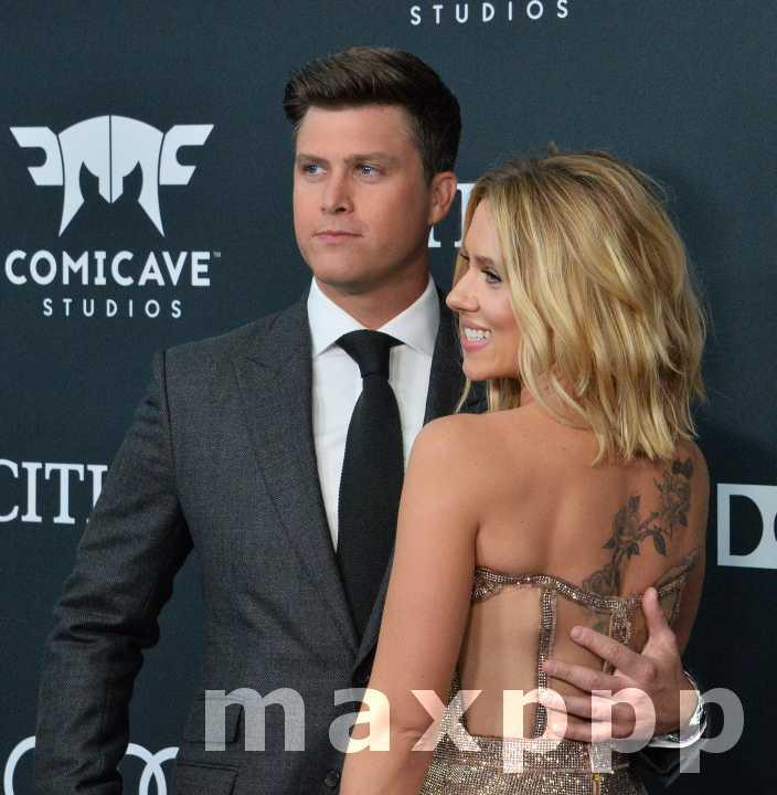 Scarlett Johansson officiellement fiancée