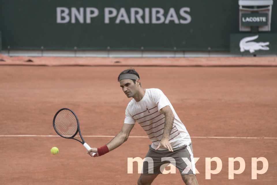 Roland Garros : Federer de retour