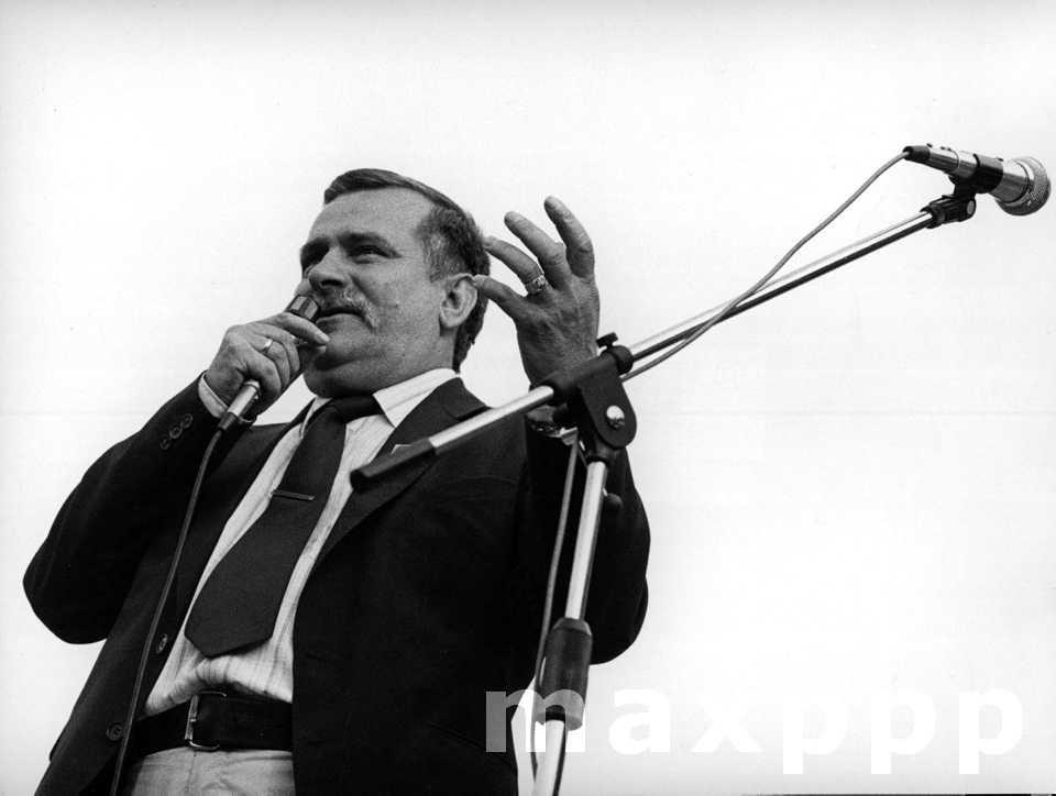30 ans de la victoire de Solidarnosc