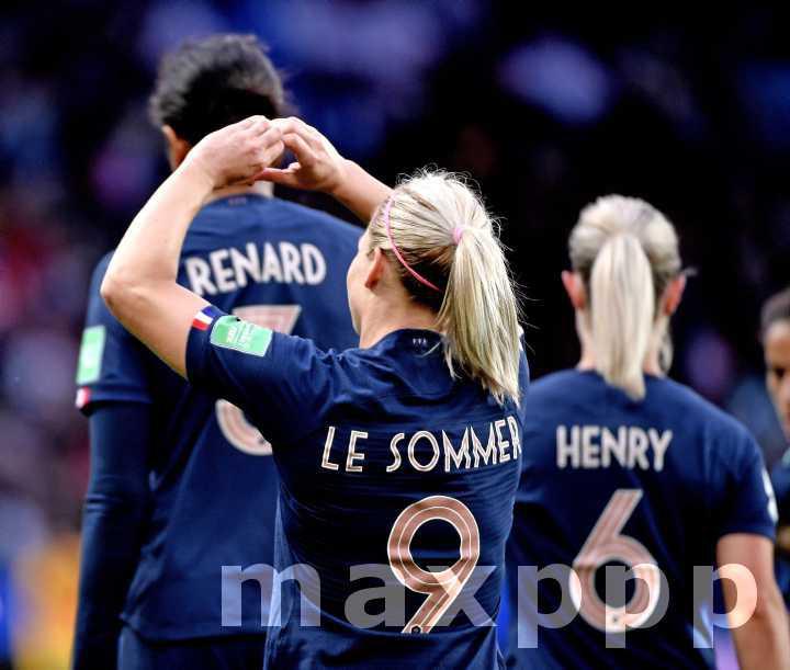 Foot féminin : nouveau match de l'équipe de France