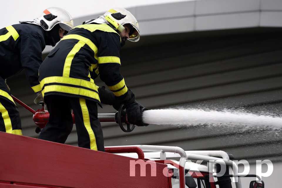 Grève des pompiers cet été