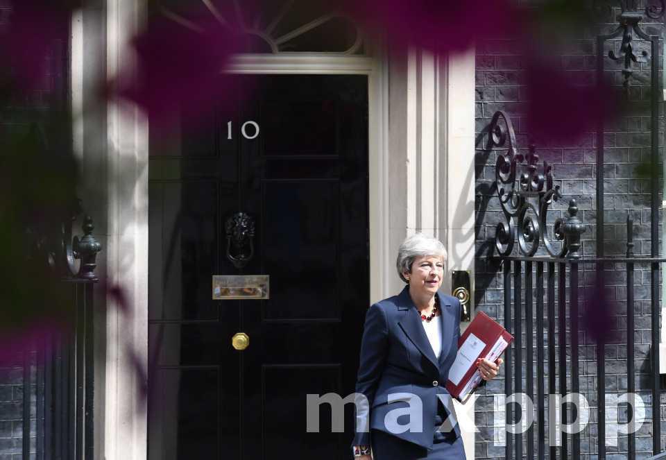 Qui hérite du 10 Downing Street ?