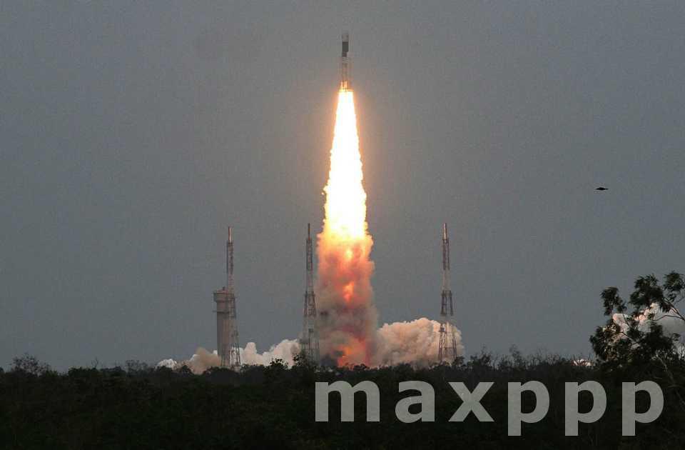 L'Inde a décollé pour la lune