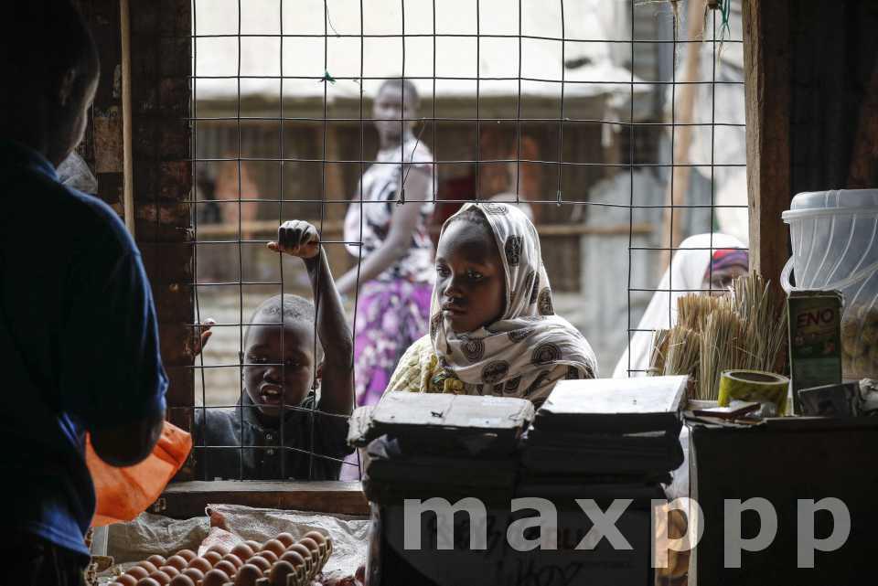 Au Camp de réfugiés de Kakuma