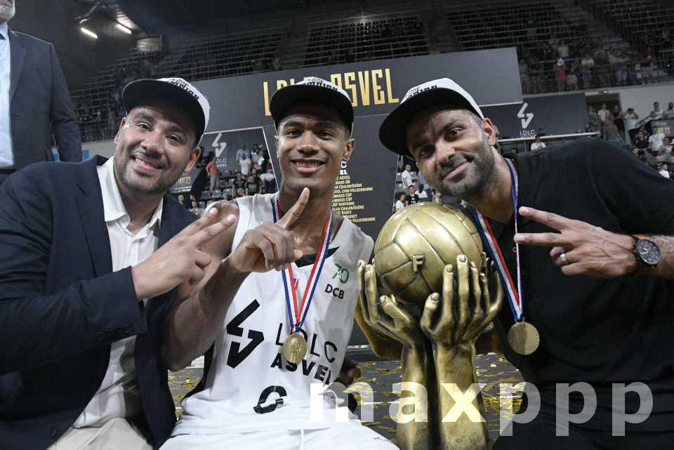 Basket, la reprise des champions de France
