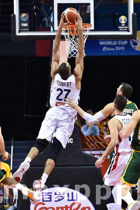 Mondial de basket : France / USA en quart de finale