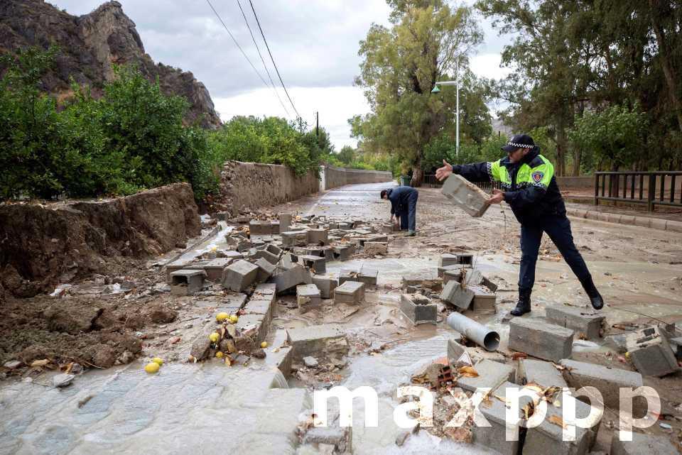 Inondations mortelles en Espagne