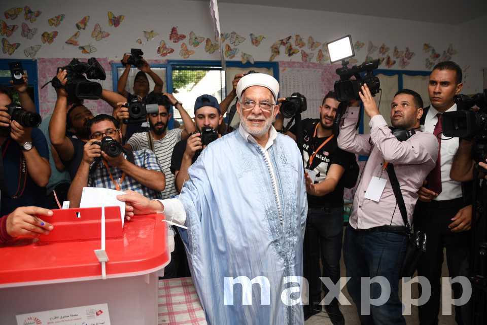 Présidentielle anticipée en Tunisie