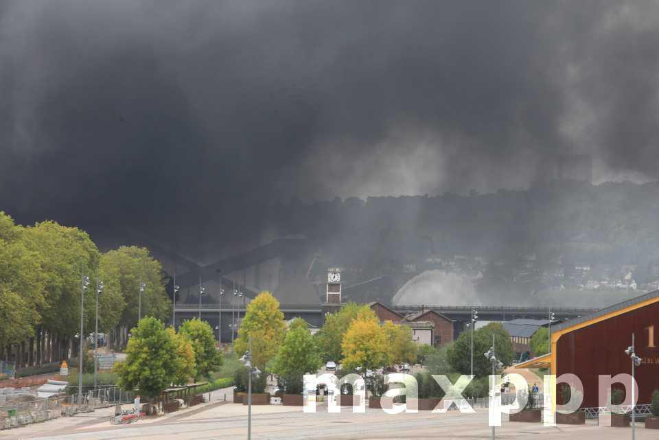 Incendie de Lubrizol à Rouen : dernière nouvelle
