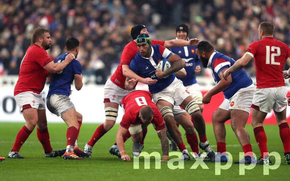 Rugby : France Galles