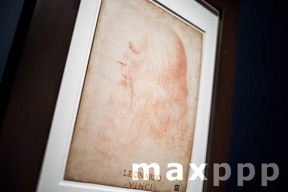 Leonardo à Paris