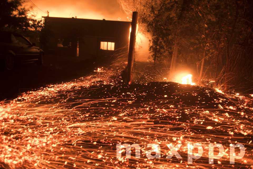 La saison des feux fait rage