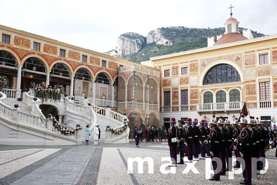 Fête nationale à Monaco