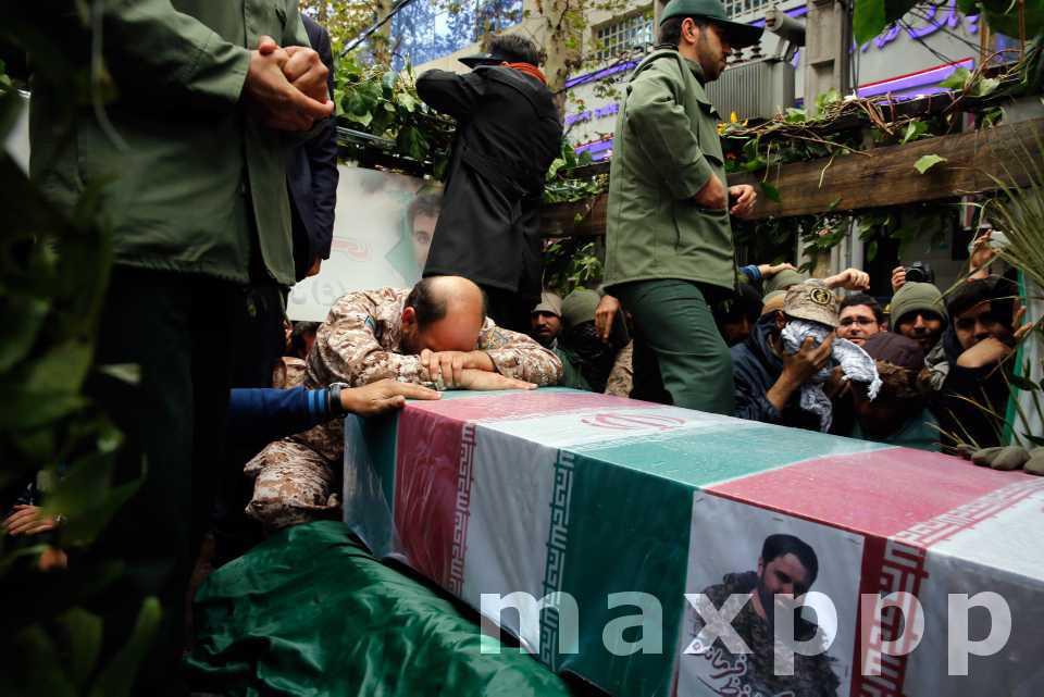 Protestations en Iran