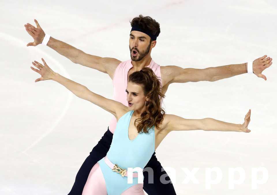 Score record pour Gabriella et Guillaume