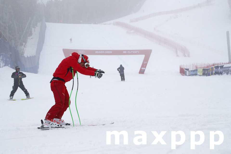 Ski alpin : Beaver Creek