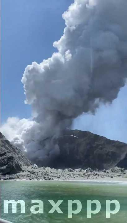 Eruption volcanique meurtrière