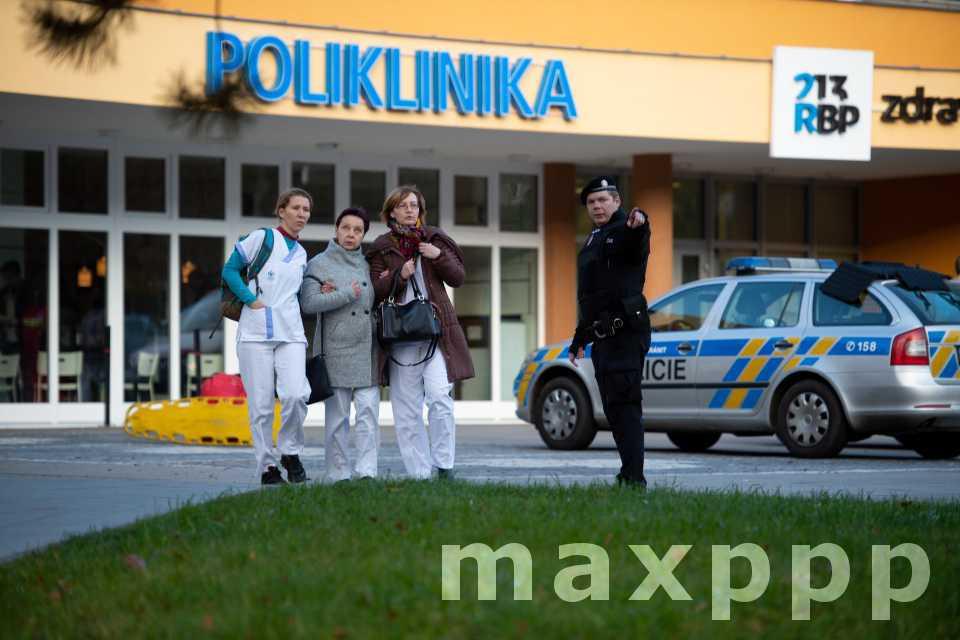 République Tchèque : attaque dans un hôpital