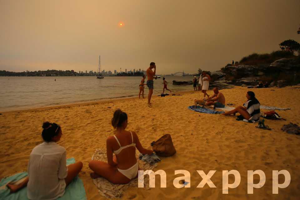 Canicule et incendies : l'Australie suffoque
