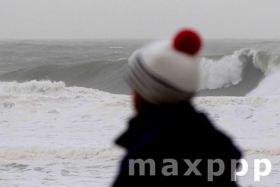 France : Vigilance orange aux vents violents et inondations