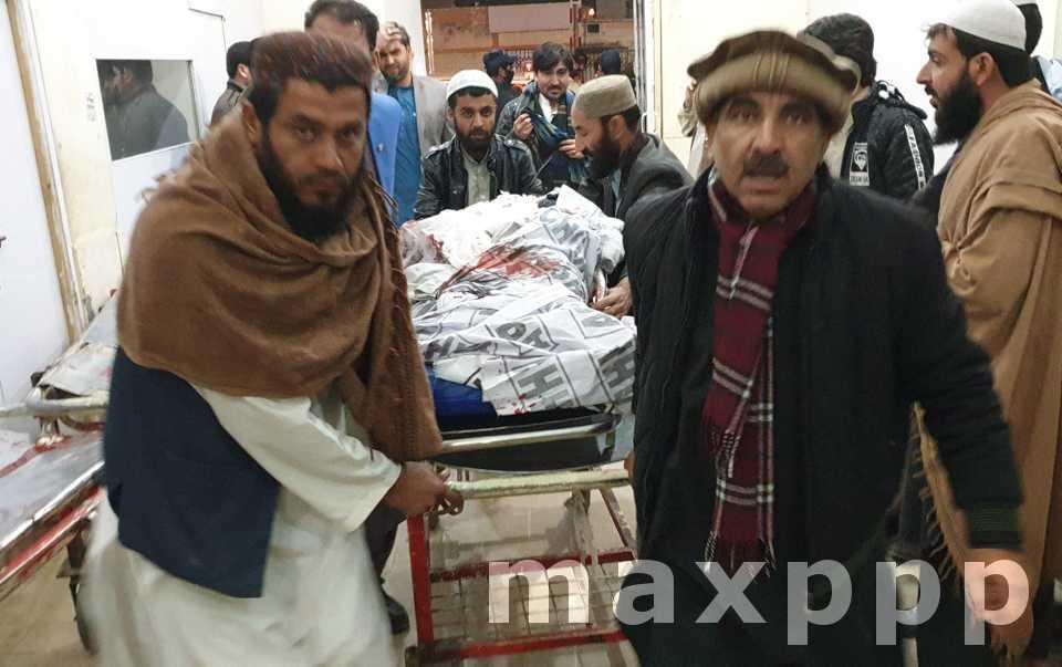 Attentat meurtrier au Pakistan