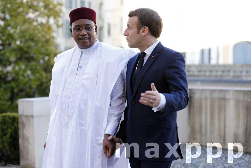 Le G5 Sahel à Pau