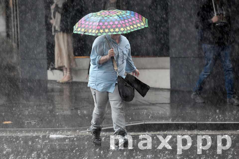 L'Australie sous la pluie
