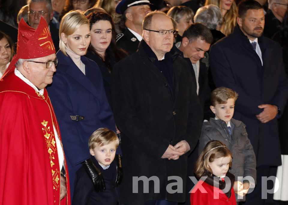 Sainte Dévote à Monaco
