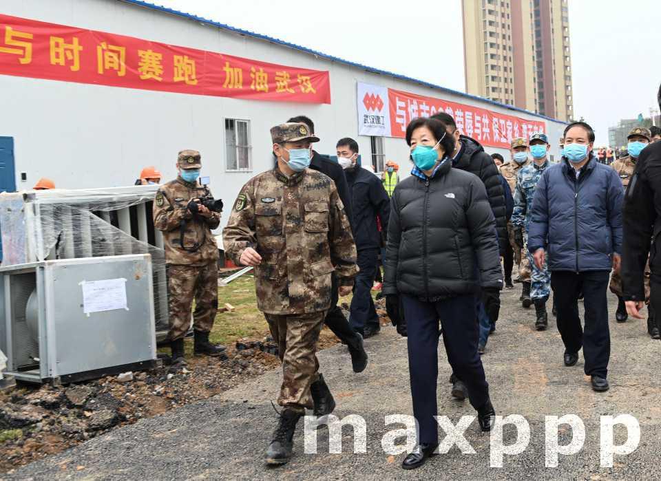 Chantier express en Chine