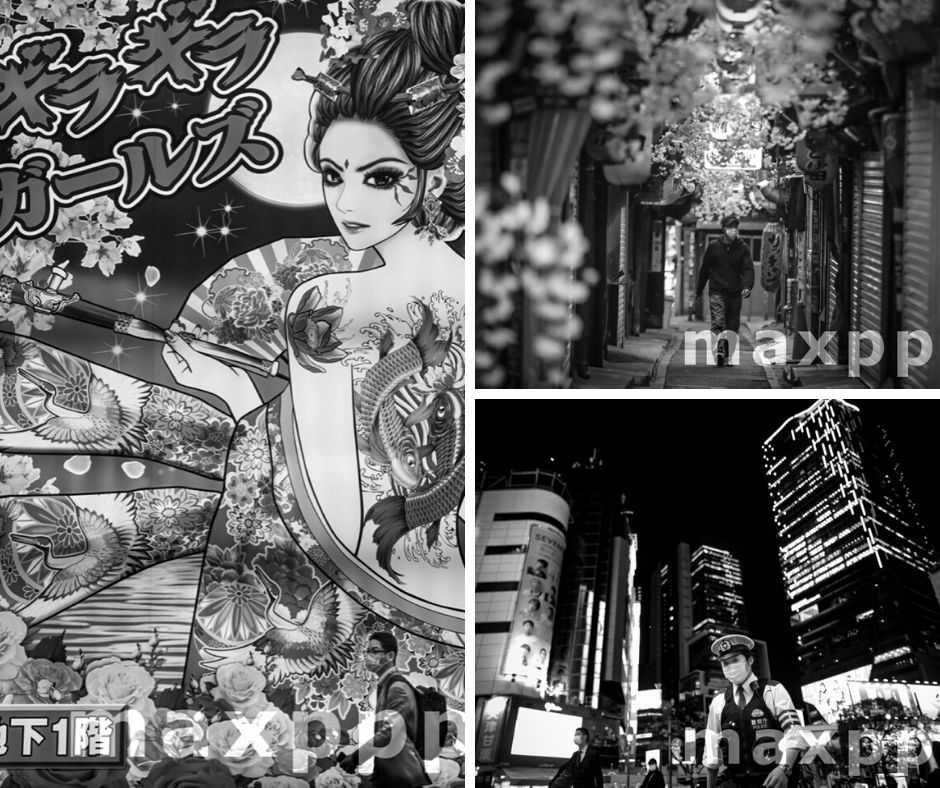 [Portfolio] - Le Japon en état d'urgence par le photographe DAI KUROKAWA