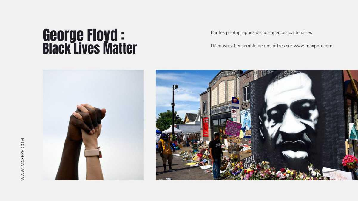 [Portofolio] - Mort de George Floyd - retour en images