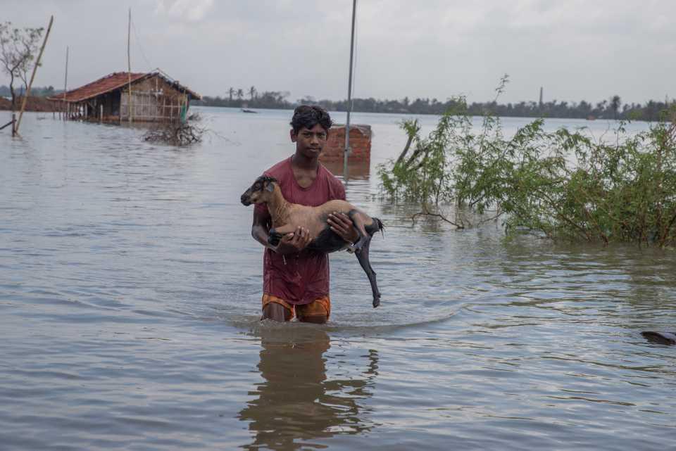 Mousson et inondations en Asie: une situation catastrophique